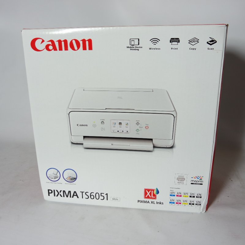 canon pixma ts6051 multifunktionsdrucker 75 00. Black Bedroom Furniture Sets. Home Design Ideas