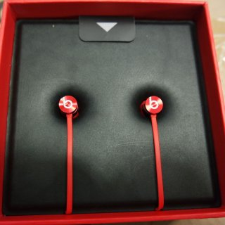 Beats urBeats In Ear - Red