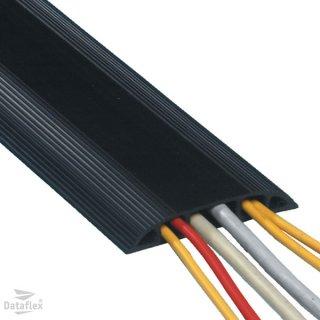 Dataflex Kabelschutz - Schwarz