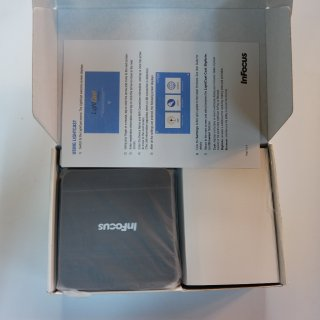 InFocus LightCast Module Netzwerkmedien-Streaming-Adapter  802.11b, 802.11g, 802.11n