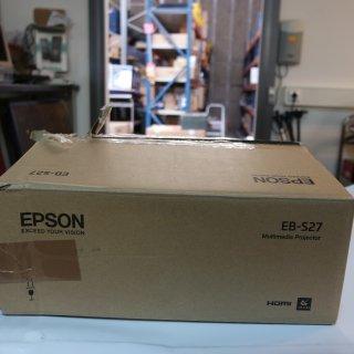 Epson EB-S27 Desktop-Projektor 2700ANSI Lumen 3LCD SVGA (858x600)