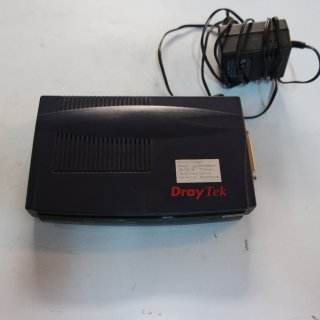 DrayTek Vigor 2104P Broadband Router, Firewall and Print Server