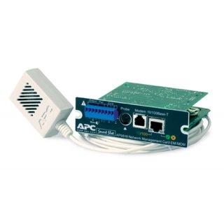 APC AP9618 Netzwerk Managment Karte für APC Netzwerkschrank (AP9618)