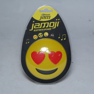 Jam HX-PEM03 Jamoji LoveLautsprecher, Bluetooth, Freisprechfunktion