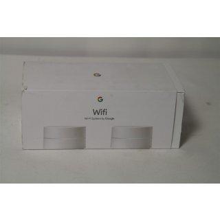 Google Wifi WLAN-System mit Netz - 2,4 GHZ / 5 GHz - Gigabit