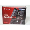 MSI B250 GAMING M3 - Mainboard - ATX