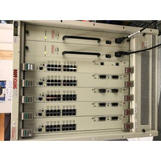 CABLETRON SYSTEMS 6C105 5x 6H252-17 inkl. HSIM-F6
