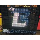 LED Werbetafel, Leuchtreklame 160x120x10  Typ VS-GL30-676