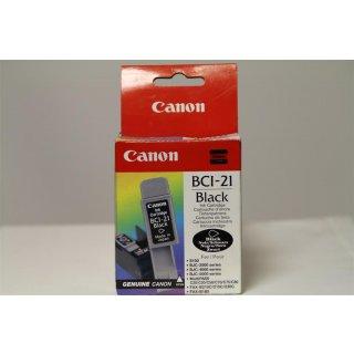 Canon BCI-21BK - Schwarz -