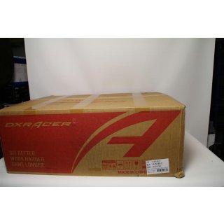 Gaming-Stuhl DXRacer FORMULA F08 Schwarz, Rot