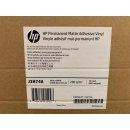 HP Vinyl - matt - selbstklebend 266 Mikron - Rolle (152,4...
