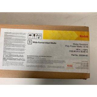"""220064-00 Kodak Water Resistant Matte Poly Poster 152,4 cm x 30,48 m (60"""" x 30.48m)"""
