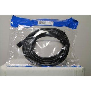 High Speed HDMI Kabel mit Ethernet HDMI Anschluss - HDMI Anschluss 7.50 m Schwarz