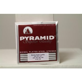 Pyramid Electric-Guitar Seiten Nummer 435100 /  010-056