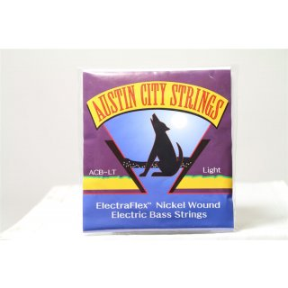 Austin City ACB-LT Bass Strings, Light