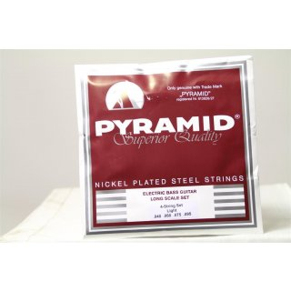 Pyramid 4 String Set Long Scale Extra Heavy