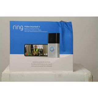 Ring Video Doorbell 3 - Türklingel - kabellos