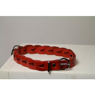 Dogs Department Halsband Rot 65cm