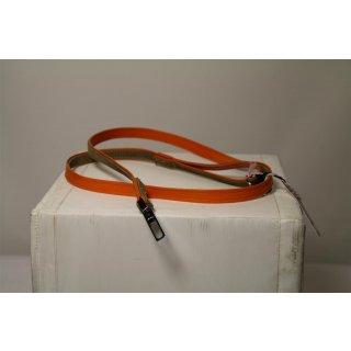 Dogs Department Leine Taube / Orange 150 cm