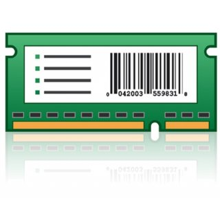 Lexmark Forms and Bar Code Card ROM
