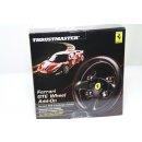 Thrustmaster Ferrari 458 Challenge Wheel Add-On Schwarz...