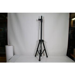Neewer NW002-1  Ständer mit Aluminiumrohr rutschsichere Füße verstellbare Höhe 165,5cm Ständer