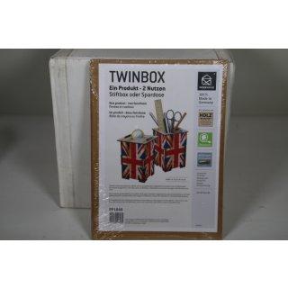 Werkhaus Twinbox Stiftbox oder Spardose