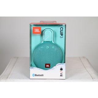 JBL Clip 3 - Lautsprecher - tragbar - kabellos