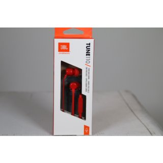 Harman Kardon JBL T110 - Ohrhörer mit Mikrofon - im Ohr - kabelgebunden