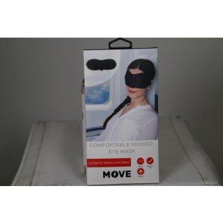 Move Wattierte Schlafmaske
