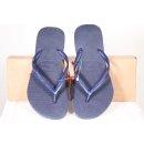 Havaianas Damen Slim Flip Flop, Navy Blue 0555, 39/40