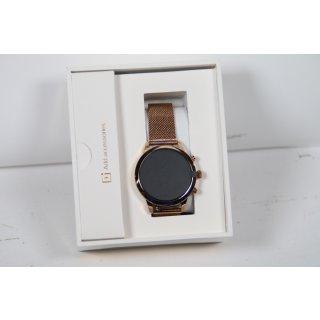 SANAG Smartwatch Fitness Armband Fitness Tracker Smart Watch Wasserdicht Fitness mit Herzfrequenz Schlafüberwachung Kalorien Schrittzähler Damen Herren Armbanduhr für iOS Android