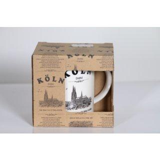 Köln Kaffeebecher
