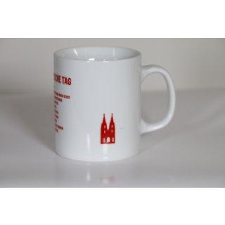 Kaffeebecher Der Kölsche Tag