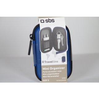 SBS Reiseorganizer klein Blau