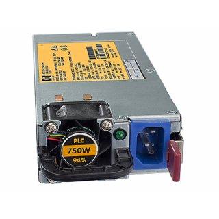 RPS 750 Watt Hot Plug redundante Stromve