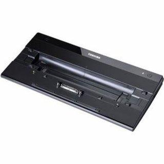 Toshiba PA3916E-1PRP Schwarz Notebook-Dockingstation & Portreplikator