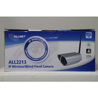 Allnet IP-cam Consumer ALL2213