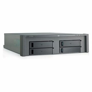 HP StorageWorks Tape Array 5300 Field Rack tape auto loader/library