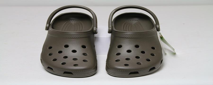 Crocs Classic Chocolate  Größe M2 900