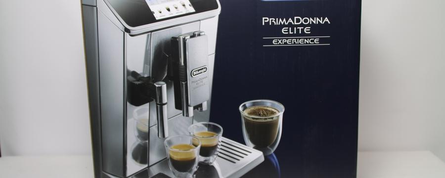 DeLonghi PrimaDonna Elite Experience 656.85MS